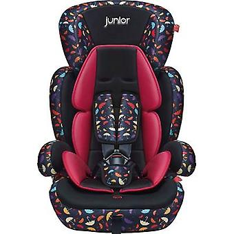 Petex Comfort 602 HDPE ECE R44/04 Child car seat Category (child car seats) 1, 2, 3 Red