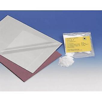 Bungard 271003.145 Brass metal sheet photo-coated, negative Brass (L x W x H) 215 x 145 x 0.3 mm Content 1 pc(s)