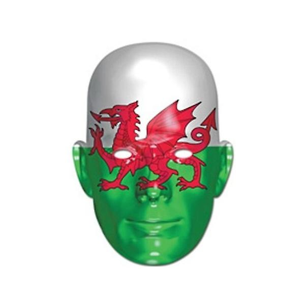 Union Jack Wear Wales Flag Mask