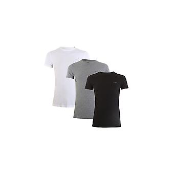 Diesel Umtee Jake 3PACK 00SPDG0AALW01 universale ogni anno uomini t-shirt