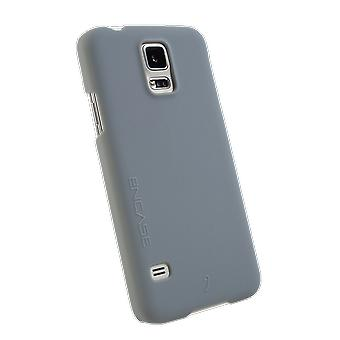 WirelessOne Encase Case for Samsung Galaxy S5 (Grey)