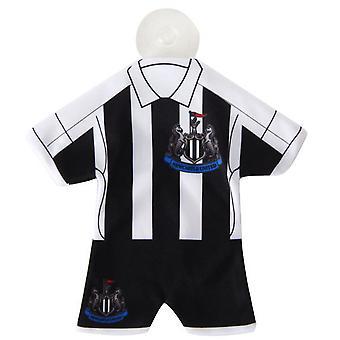 Newcastle United FC Official Mini Kit Hanger