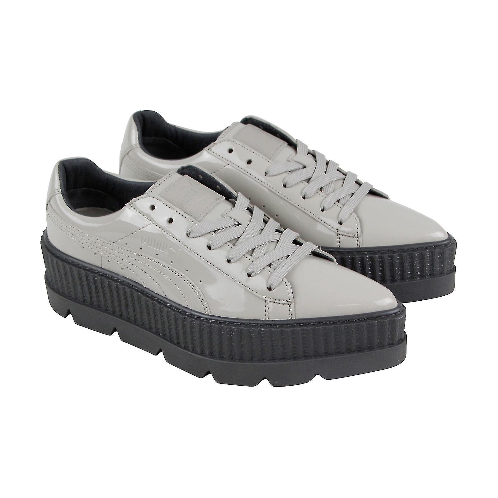 Puma spisse Creeper kvinner grå casual Lace up joggesko sko