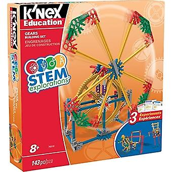 K'NEX Education STEM EXPLORATIONS: Gears Building Set Building Kit