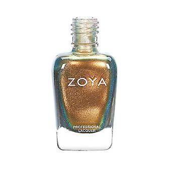 Aggie polaco de clavo de Zoya