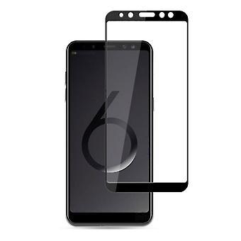 2 x 3D 0,3 mm H9 karkaistu lasi shokki elokuva musta Samsung Galaxy J6 Plus J610F tarvikkeet lasi uusi