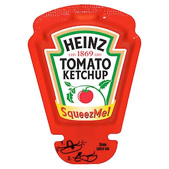 Heinz Tomato Ketchup Squeeze Me Portions