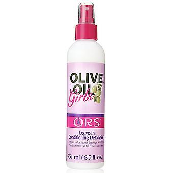 ORS Olive Oil Girls Leave-in Conditioning Detangler 251ml