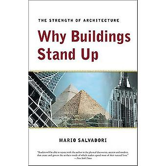 Why Buildings Stand Up - The Strength of Architecture by Mario G. Salv