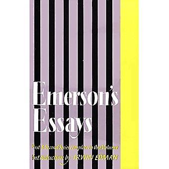 Ensayos de Emerson: primera y segunda serie