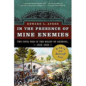 Na presença dos meus inimigos: A Guerra Civil no coração da América, 1859-1863 (vale do projeto sombra)