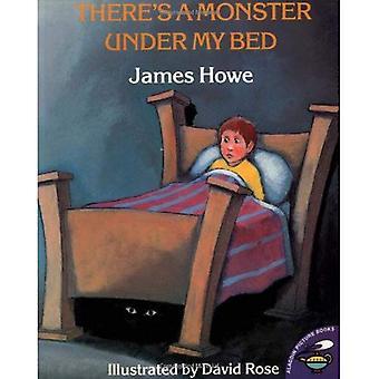 Il y a un monstre sous mon lit