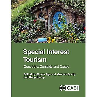 Specialintresse Touri: Begrepp, sammanhang och fall