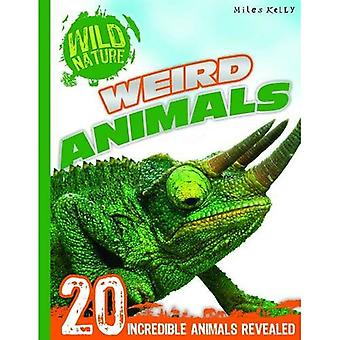 Weird dieren (wilde natuur)