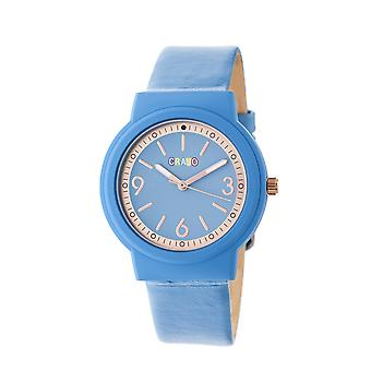 Crayo Vivid Unisex Watch - Blue