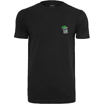 Merchcode shirt - Popeye stay Strong black