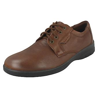 Mens Padders Lace Up Shoes Glen