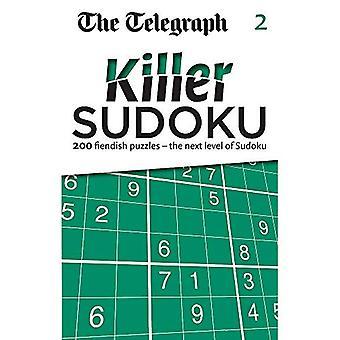 The Telegraph: Killer Sudoku 2 (The Telegraph Puzzle Books)
