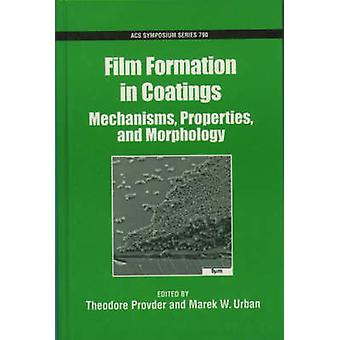 Film Formation in Coatings by Provder & Theodore