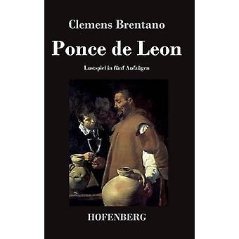 Ponce de Leon par Clemens Brentano