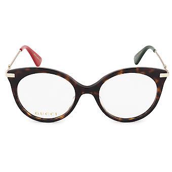 غوتشي نظارات عين القط إطارات GG0109O 002 50