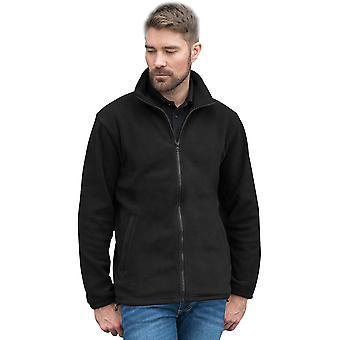 Brookes Mens Pro Full Zip Workwear fleece takki
