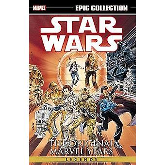 Star Wars Legends Epic Collection - The Original Marvel Years Vol. 3 b