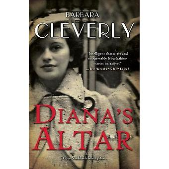 Diana's Altar by Barbara Cleverly - 9781616958053 Book