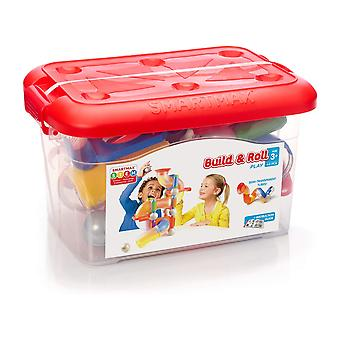 SmartMax Build & Roll Magnetic Set  44 PCs