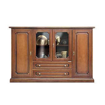 Cupboard Cabinet in classic style 4 doors