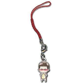 Cell Phone Charm - Yowamushi Pedal - SD Kinjou Metal New ge17372