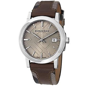 Burberry Bu9020 miesten ' s Heritage Watch