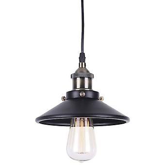 Wellindal Capra 19 -Vintage lamp - Black