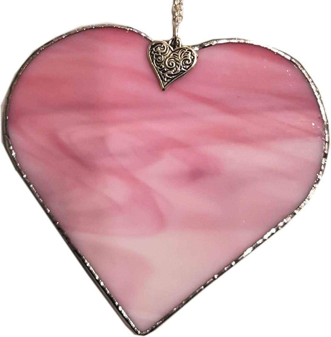 Simmerdim Design Large Pink Heart Heart