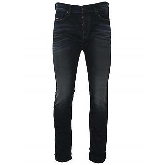 Diesel Slim-Carrot Fit Tepphar-X Dark Blue Jean