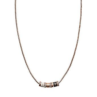 Emporio Armani Women's Chain in Stainless Steel with Cubic Zirconia