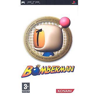 Bomberman (PSP) - New