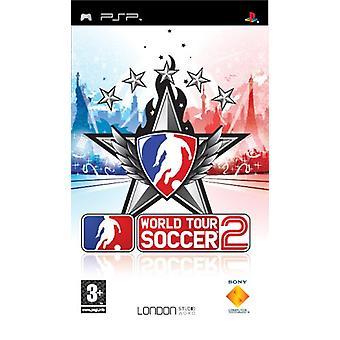 World Tour Soccer 2 (PSP) - Uutena