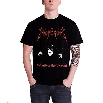 Keizer toorn van de tiran officiële mens nieuwe zwarte T shirt