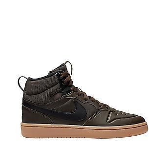Nike Court Borough Mid 2 Boot GS BQ5440200 universal ganzjährig Kinderschuhe