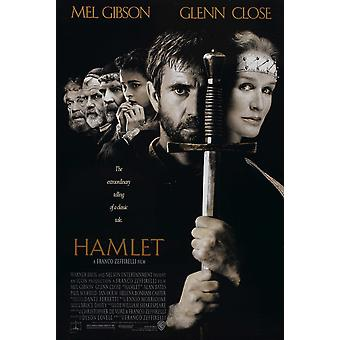 Poster originale del cinema d'Amleto
