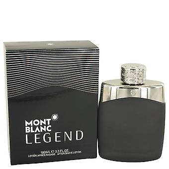 Montblanc Legend After Shave By Mont Blanc 100 ml