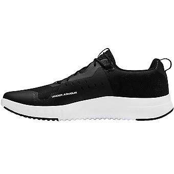 Under Armour UA Mens TR96 Training Gym Sports Lace up Trainers Sneakers - Black