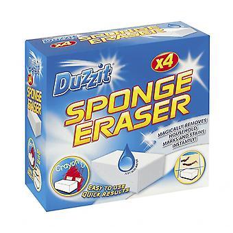 Duzzit spons Gum (set van 4)