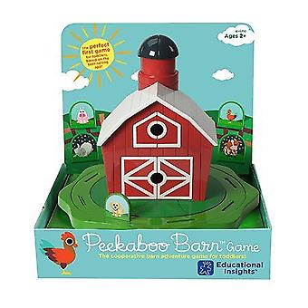 Learning Resources - Peekaboo Barn Game