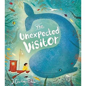 Unexpected Visitor by Jessica CourtneyTickle