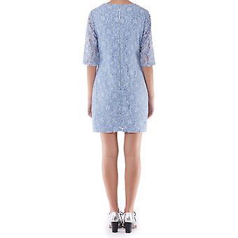 Sugarhill Boutique Ladies Blue Lace Tunic