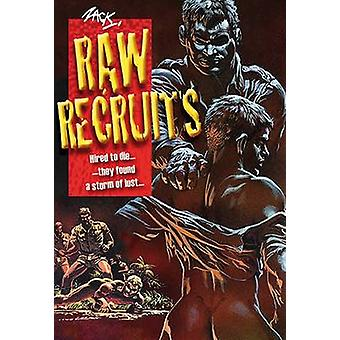 Raw Recruits by Zack - 9783867875196 Book