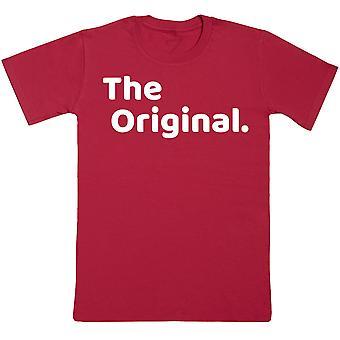 The Original, Remix, Encore and Mic-Drop - Matching Set - Baby Bodysuit & Kids T-Shirt, Mum & Dad T-Shirt
