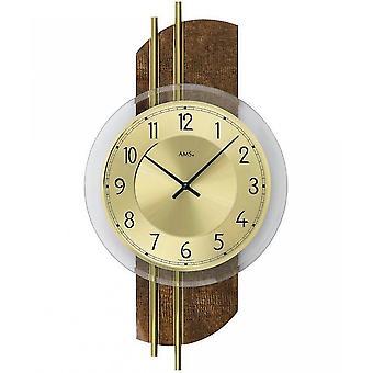 שעון קיר AMS-9413